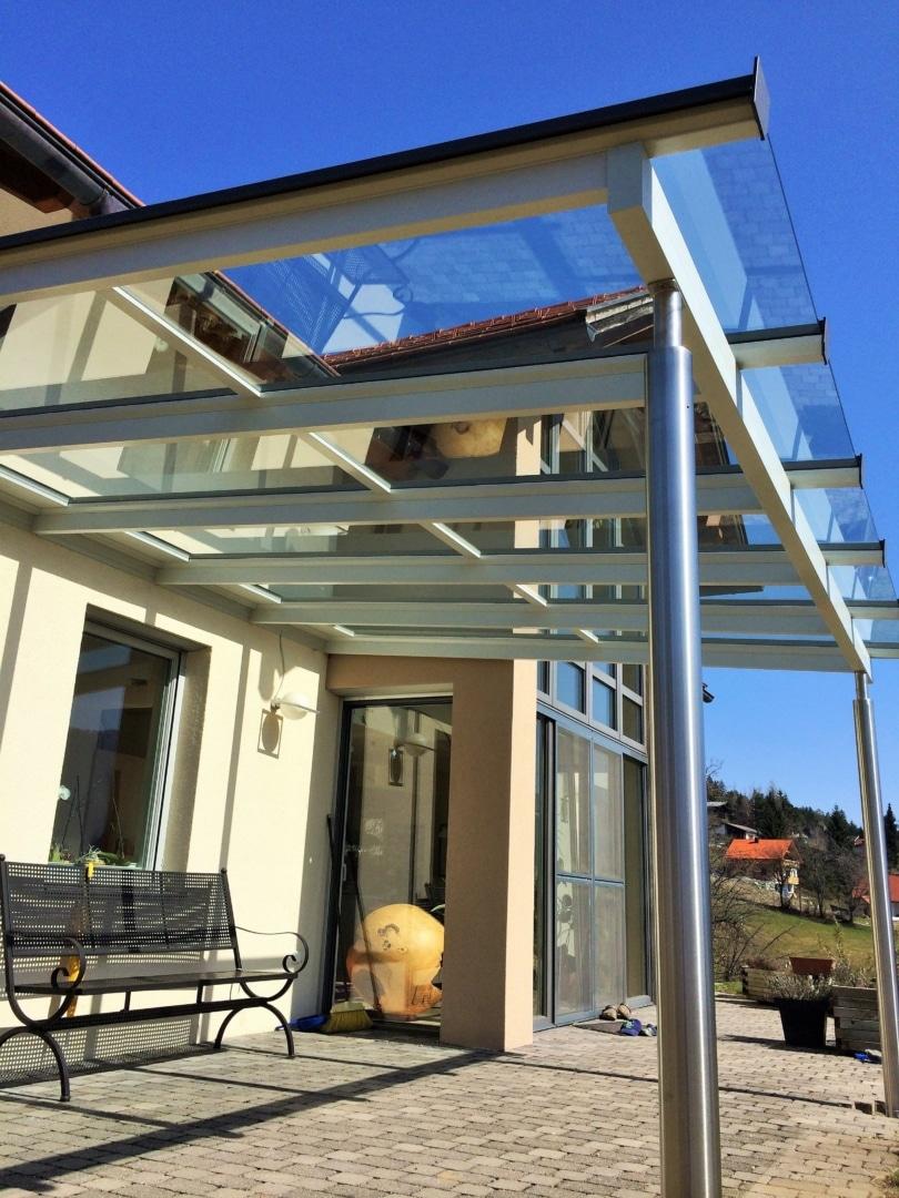 Terrassenüberdachung-Dach