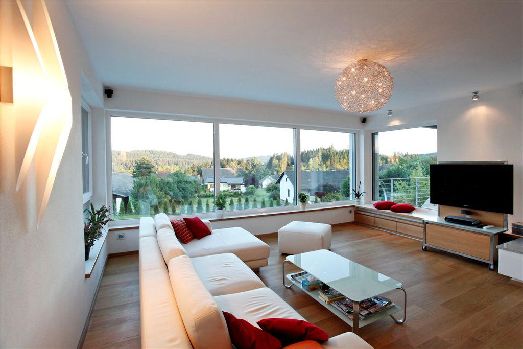 Fenster Kärnten Wohnzimmer