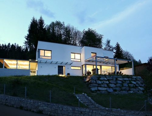 Fenstersysteme Familie Henry, Villach
