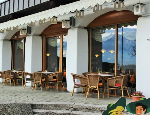Altbausanierung Restaurant Hazienda, Drobollach